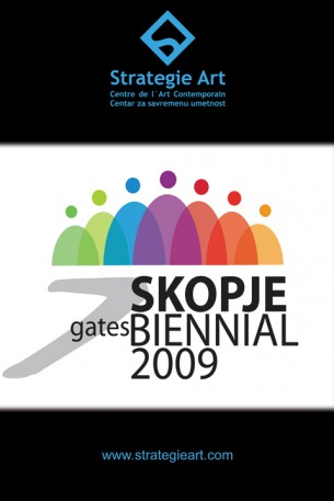 XIV Edition of the Biennale of Young Artists from  Europe and the Mediterranean, realized by the Organizing Committee of Biennale Skopje 2009.