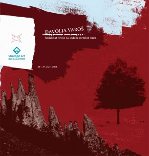 """Prirodni fenomen """"Djavolja varoš"""" je jedini predstavnik Srbije za izbor Sedam svetskih čuda prirode. Isključivo od našeg angažovanja zavisi da li će ovaj spomenik prirode uspeti da udje u uži izbor. Glasanje za izbor finalista Sedam novih čuda prirode traje do 31. decembra 2008. godine, a Panel eksperata N7W objaviće listu od 21 kandidata u januaru 2009. godine, među kojima će biti izabrano Sedam svetskih čuda prirode."""